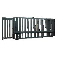 Противотаранные ворота